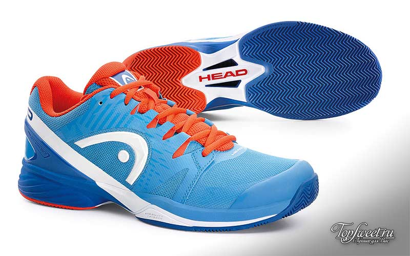 Head Nitro Pro Clay Tennis Shoes
