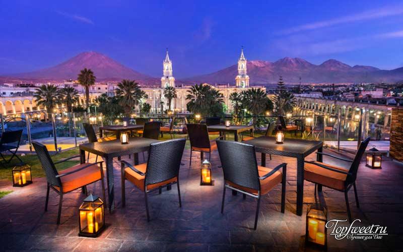 Katari Hotel. Самые необычные отели в Перу