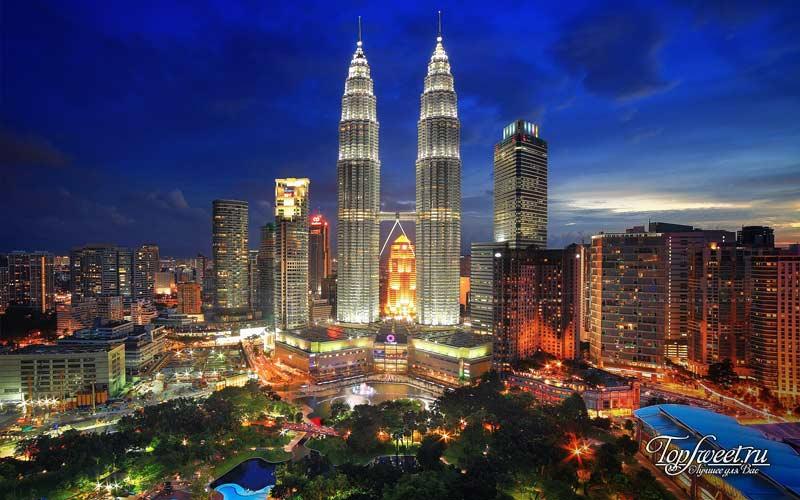 Куала-Лумпур. Самые посещаемые города мира
