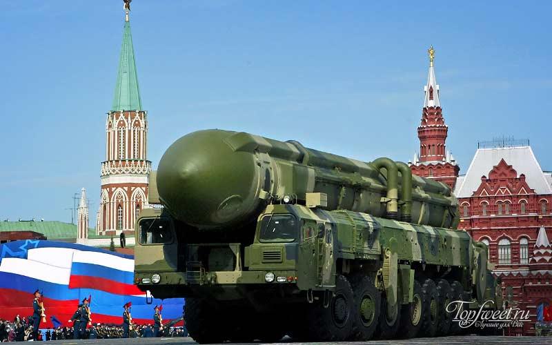 Россия. Страны, имеющие ядерное оружие