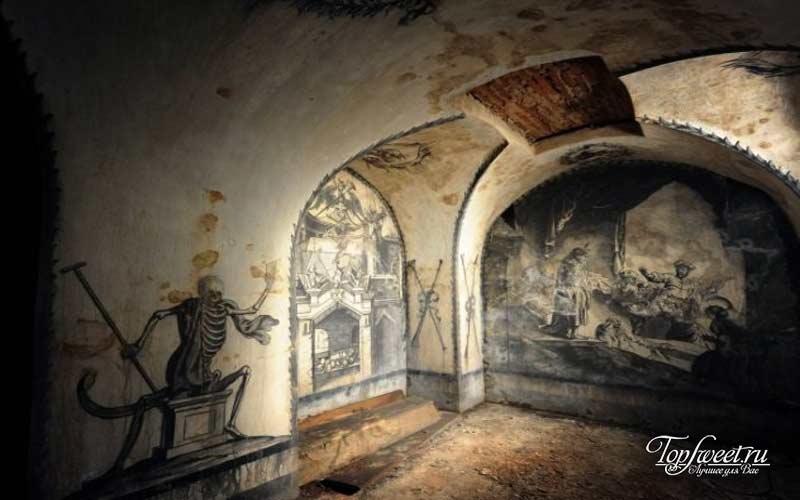 Тайные пражские шедевры. ТОП-10 секретов древних гробниц