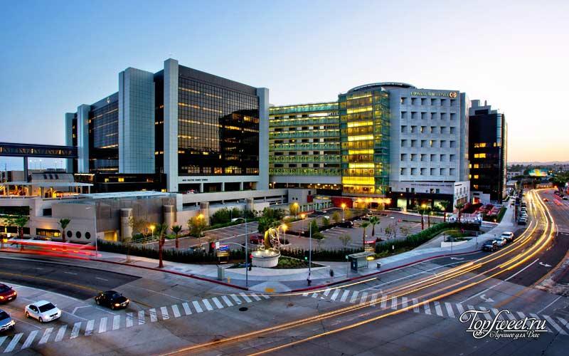 CEDARS-SINAI MEDICAL CENTER. Лучшие больницы мира