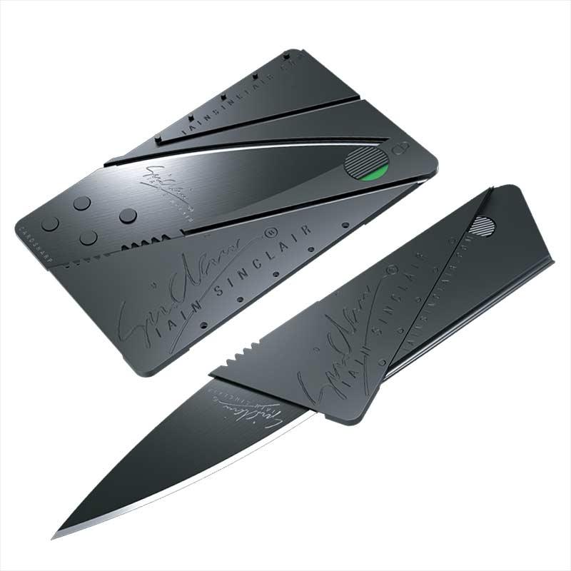 Карта-нож
