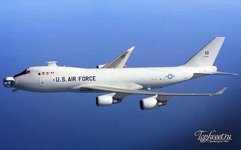 YAL-1 Airborne Laser