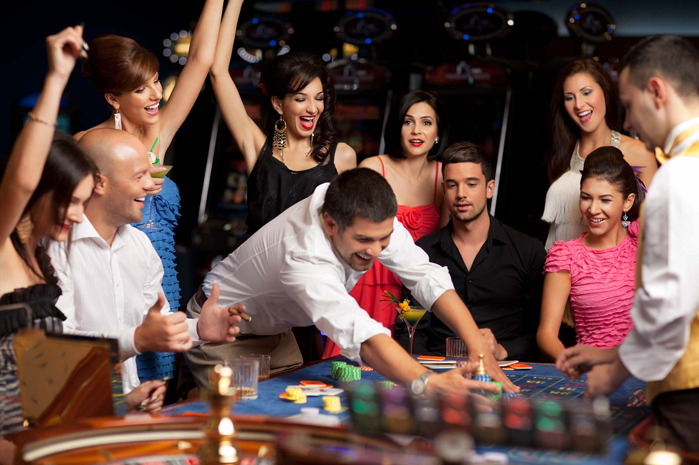 casino fun night TOP 10 of the most popular cities among fans of gambling