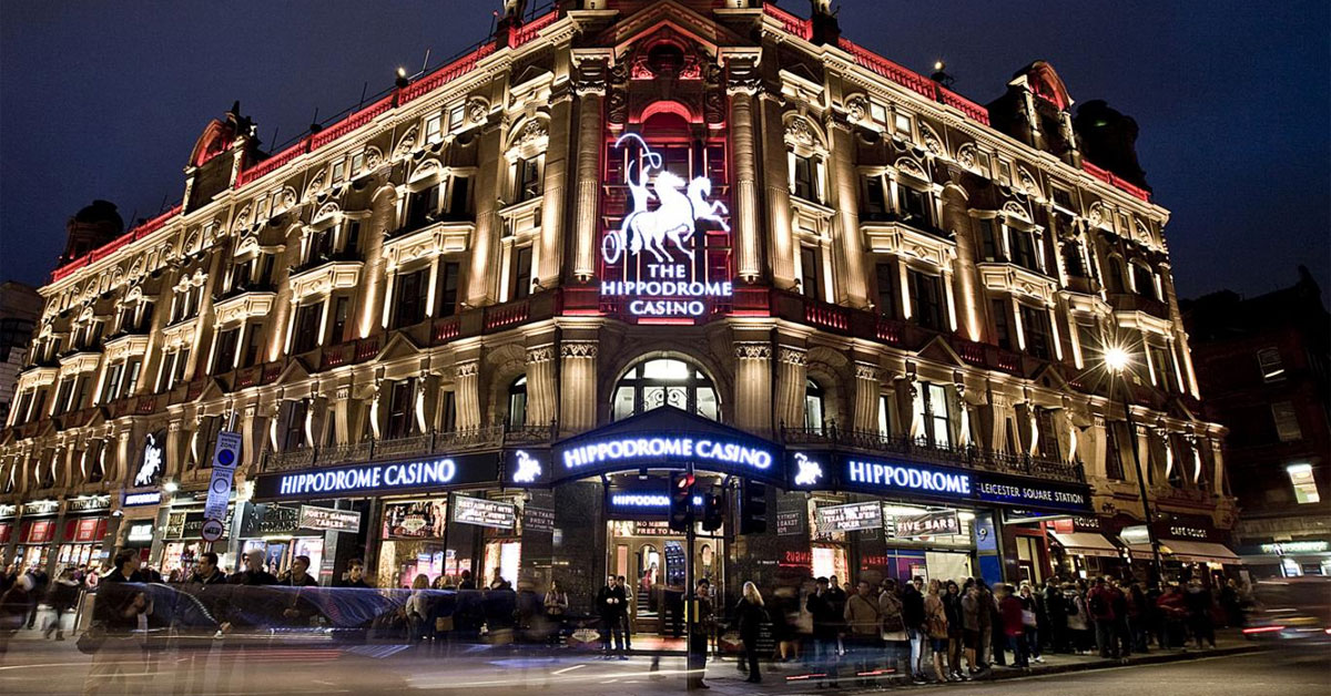 hippodrome london TOP 10 of the most popular cities among fans of gambling