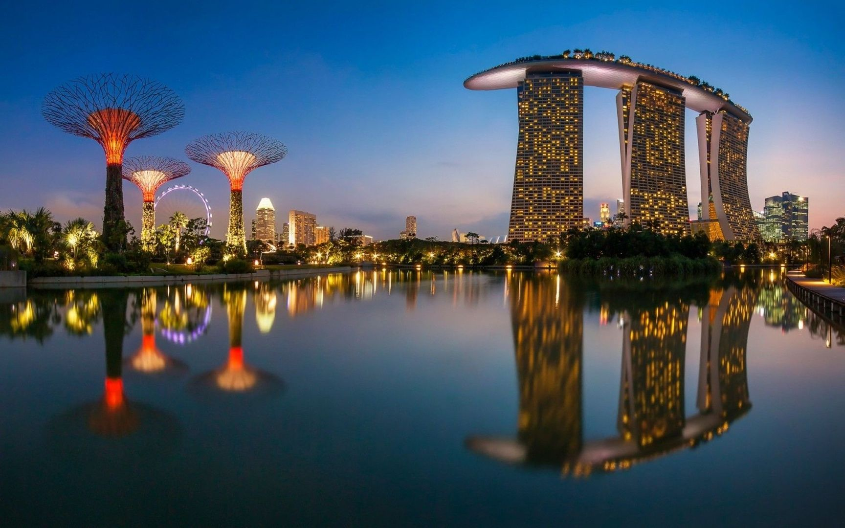 marina bay sands singapore TOP 10 of the most popular cities among fans of gambling