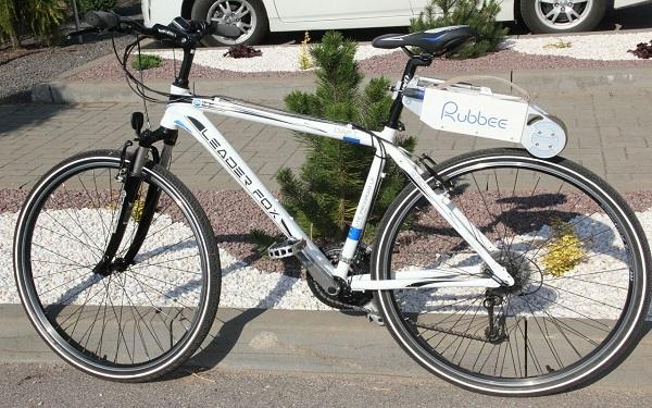 велосипед Leader fox