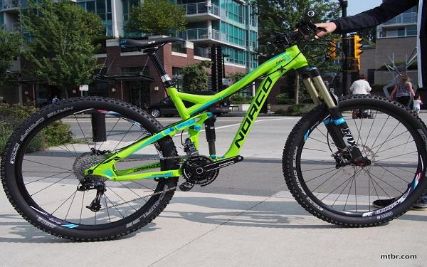 велосипед Norco