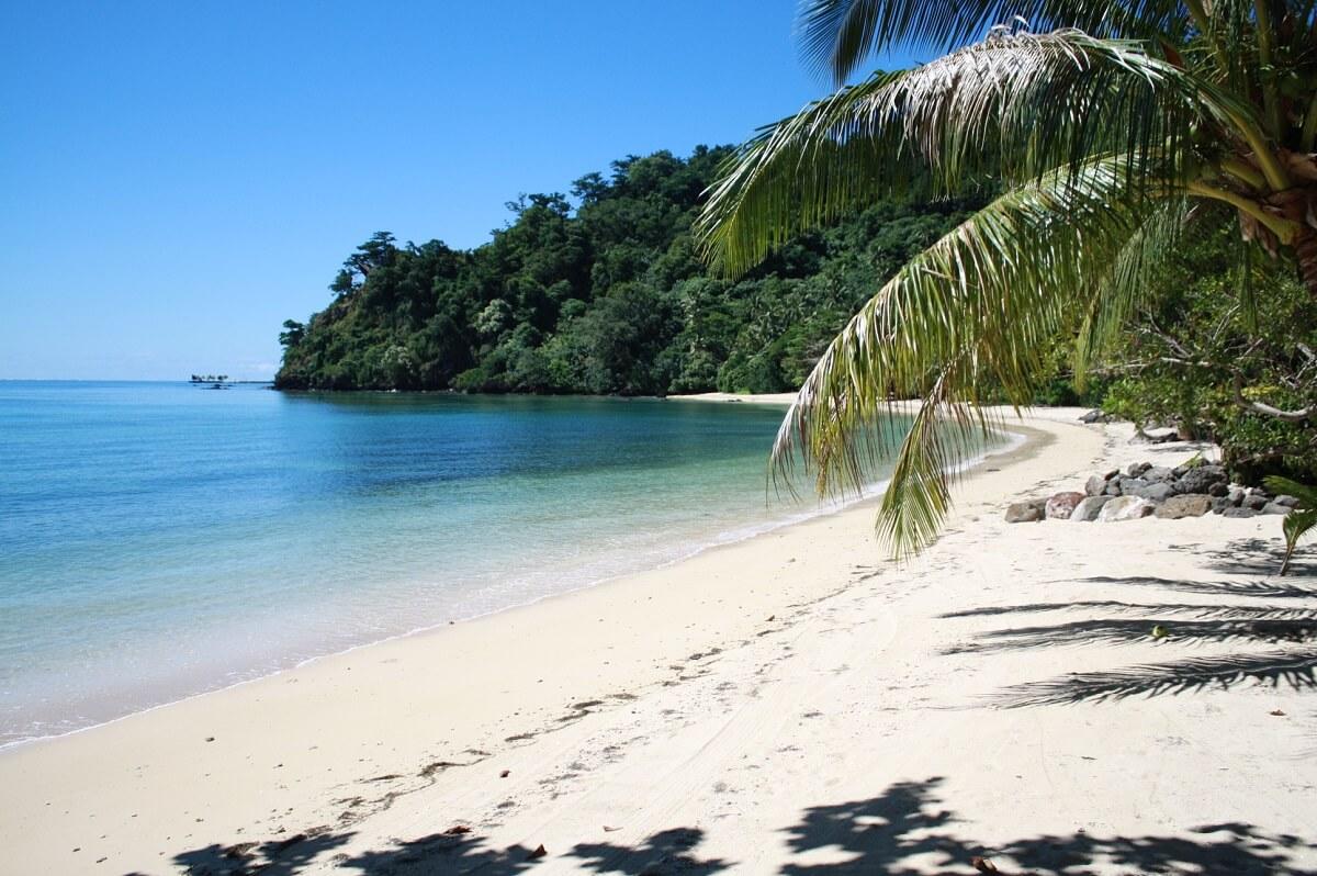 остров Фиджи