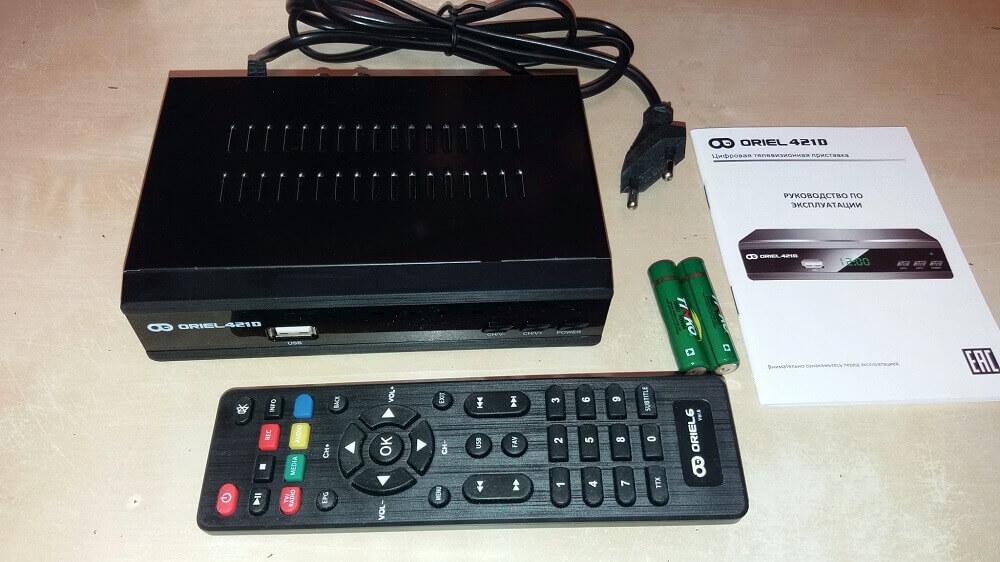 Приставка для цифрового телевидения Apple TV 4K