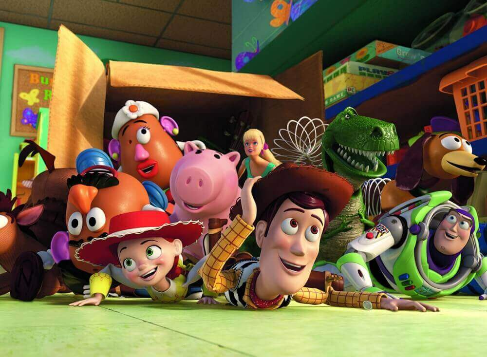 Лучшие анимационные фильмы