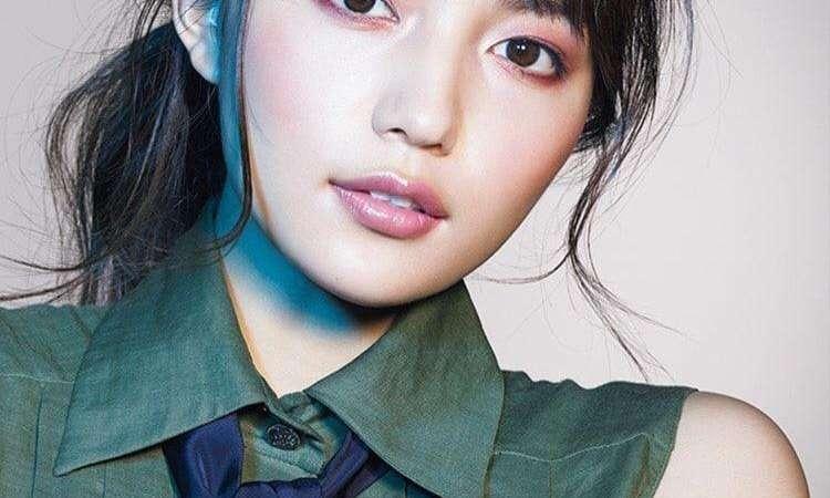 Самые красивые японки - Харуна Кавагути