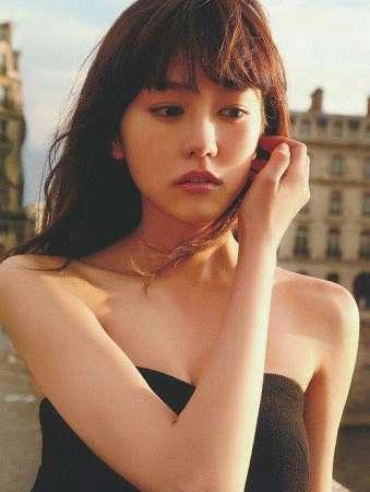 Самые красивые японки - Мирей Киритани