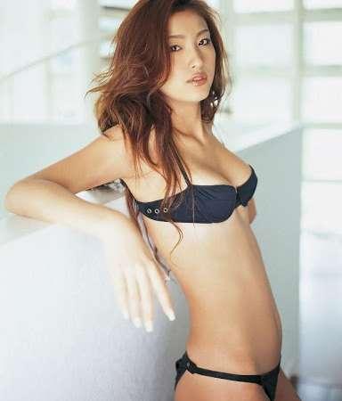 Самые красивые японки - Юкина Киношита