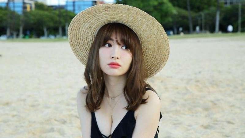 Самые красивые японки - Харуна Кудзима