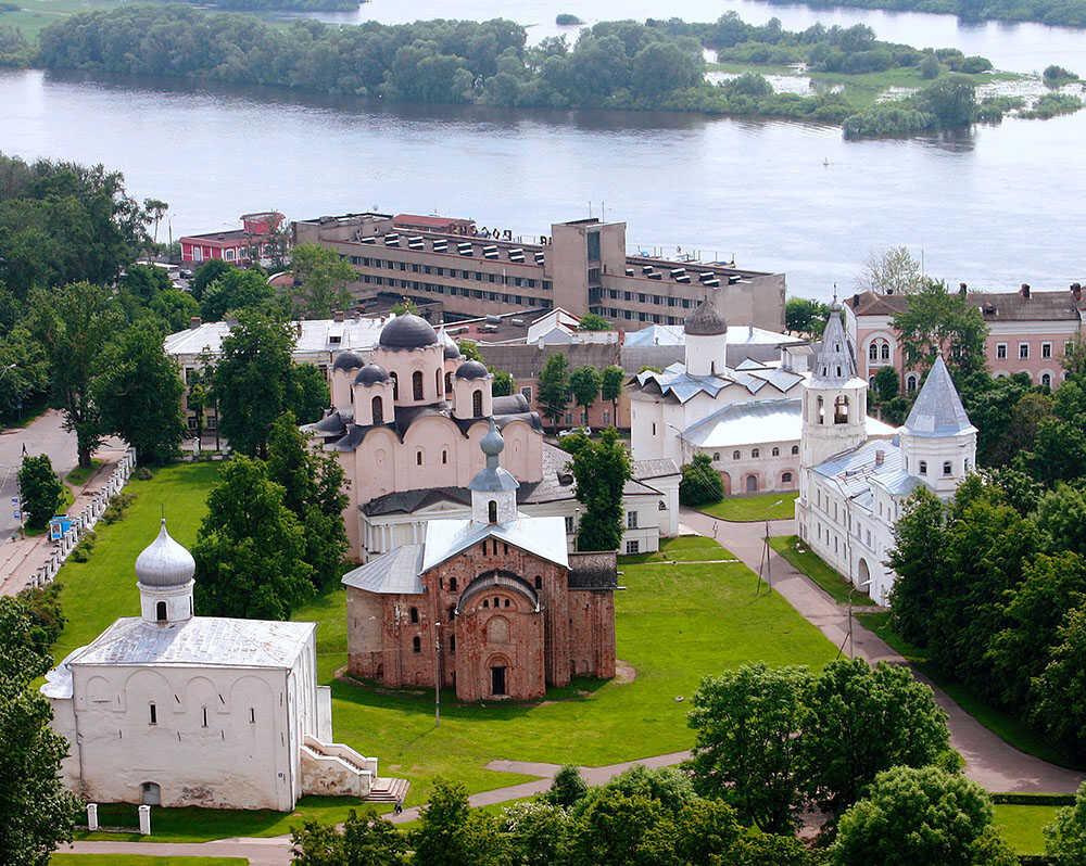 Музей «Славянская деревня X века»